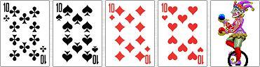 Что делает Джокер в покере