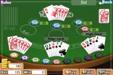 Русский покер бесплатно