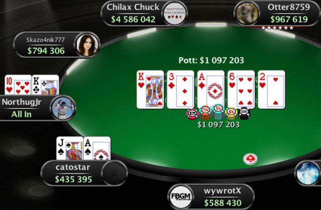 Покер пара