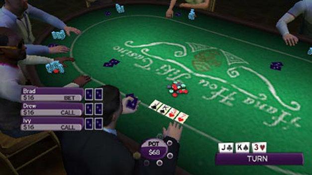 Скачать покер на PSP