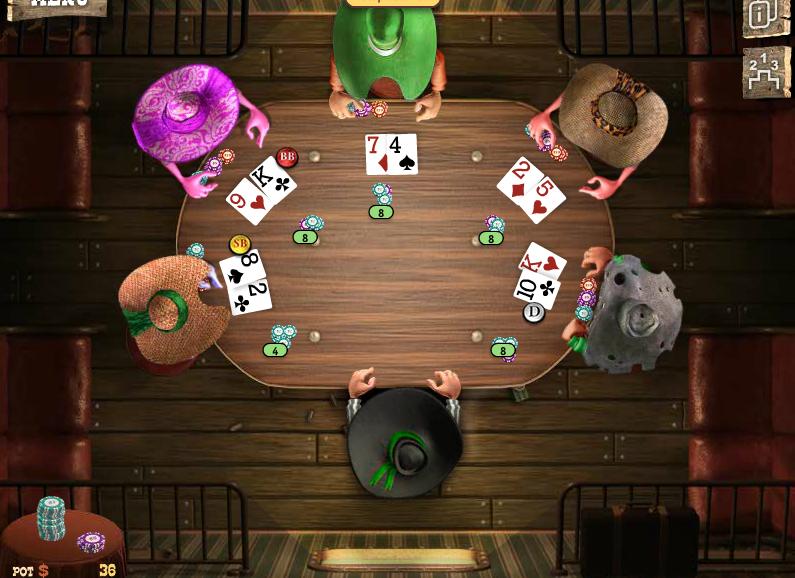 Правитель покера