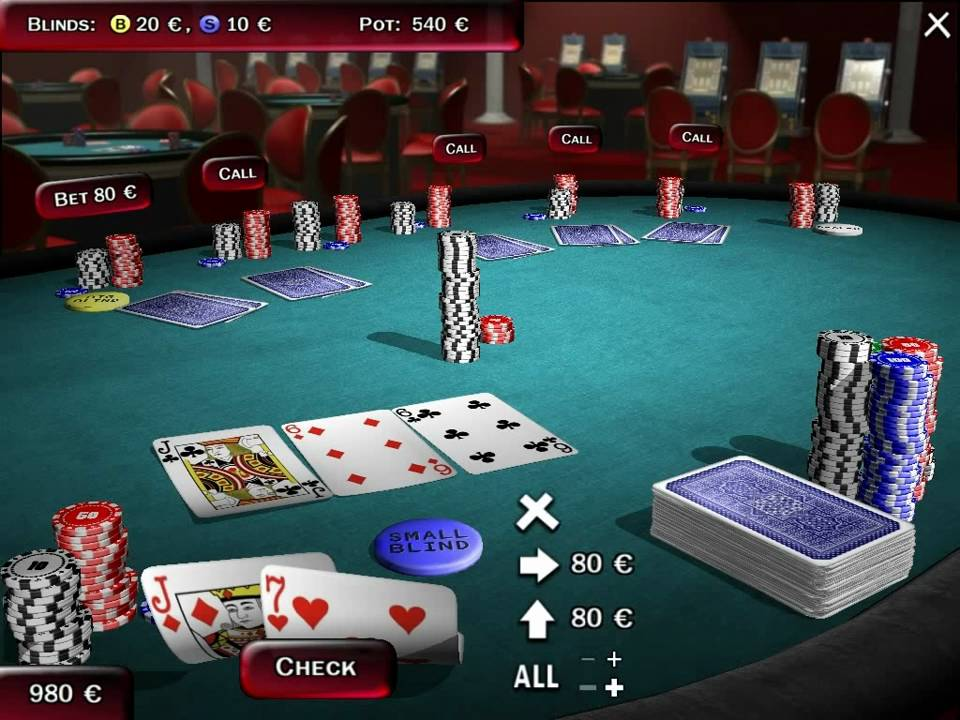 Texas-Holdem-Poker-3D