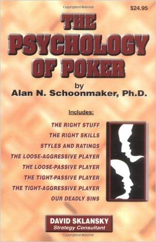 Психология покера Алан Скунмейкер