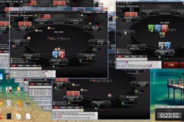 ВОДЫ по покеру многостоловая игра