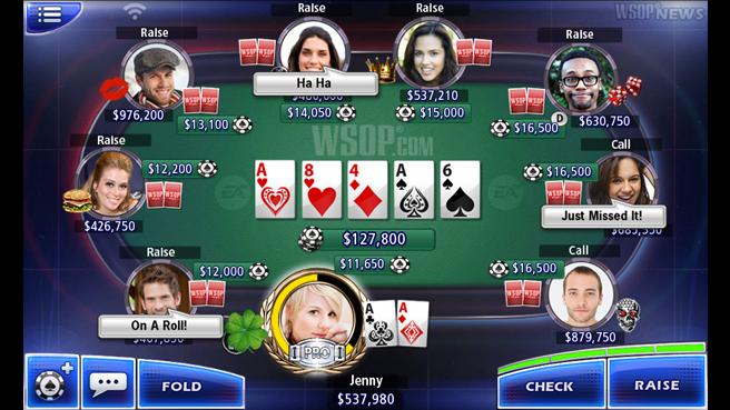 Покер оффлайн WSOP