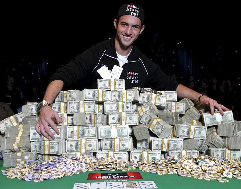 Чемпион по покеру