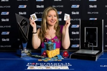 Женщины в покере