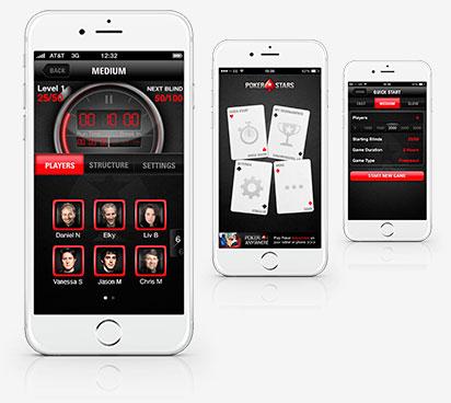 мобильная версия Покер Старс скачать бесплатно