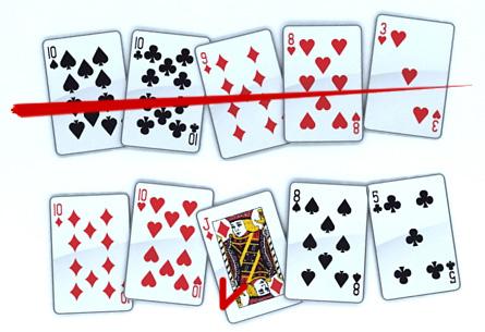Кикер покер