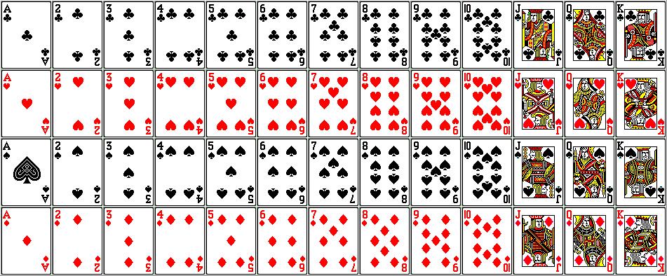 Сколько карт в колоде