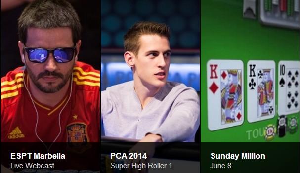 Посмотреть покер
