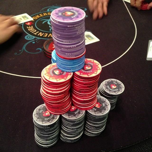 Покер стек